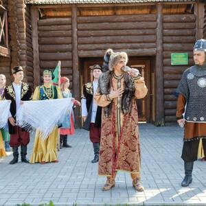 День нефтяника (с.Камаево, Высокогорский район, РТ, 150 чел.)