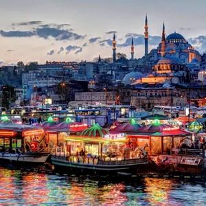 Бизнес-миссия субъектов малого и среднего предпринимательства Республики Татарстан (Анкара, Стамбул, 30 чел.)